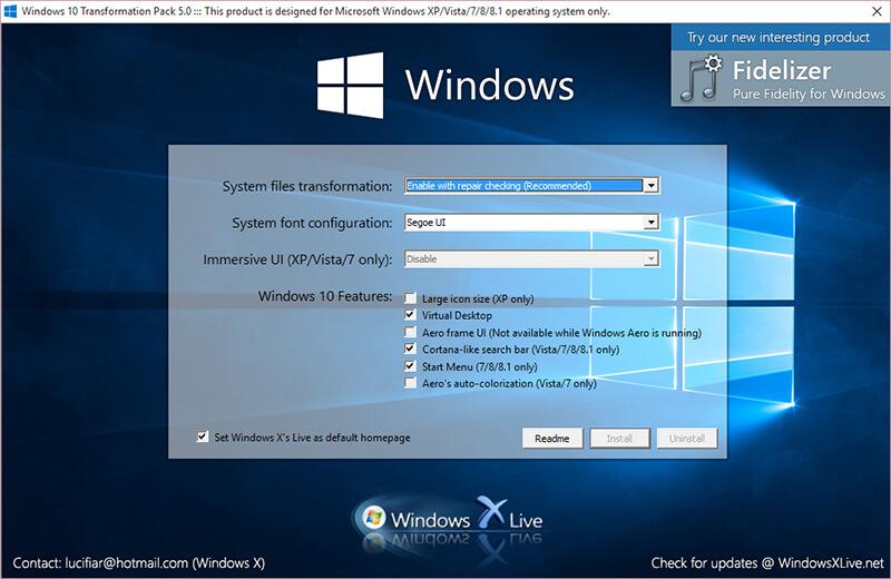 T l charger le th me windows 10 pour windows 8 1 8 7 vista xp - Telecharger pack office pour mac gratuit ...