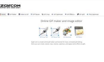 ezGIF : Un outil en ligne pour éditer vos fichiers GIF