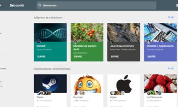 Comment activer le nouveau design de Google+ ?