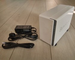 Test du NAS Synology DS216J