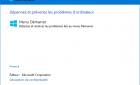 Réparer le menu Démarrer de Windows 10 en quelques clics