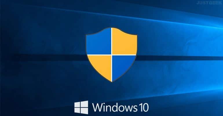 Désactiver les messages de sécurité sous Windows 10