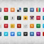 Cute-Social-Networking-Icons