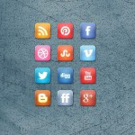 Slick-Grid-Style-Free-Social-Media-Icon-Set