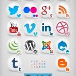 White-free_social_media_icons