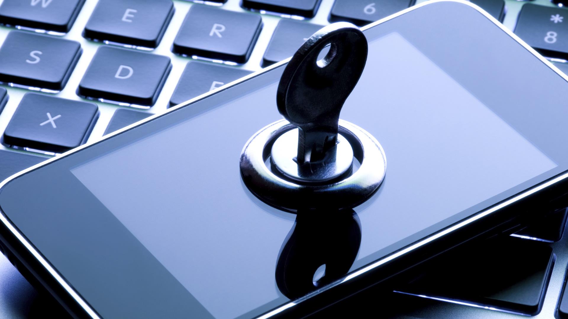 smartphone securite