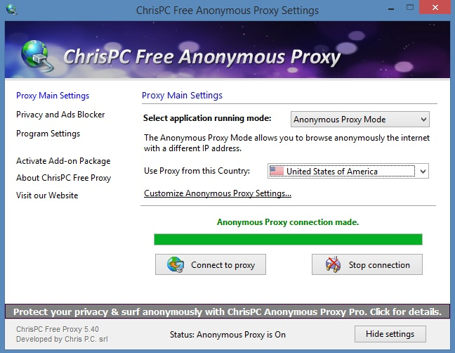 ChrisPC-Free-Anonymous-Proxy
