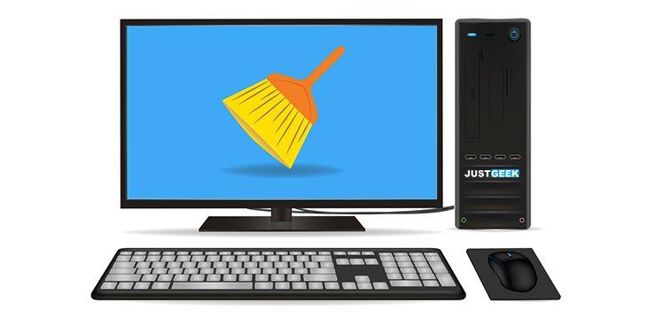 Nettoyer un PC Windows lent