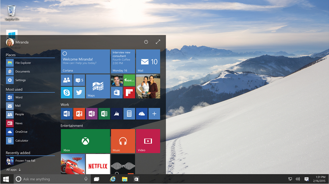 windows-10-menu-demarrer-screen
