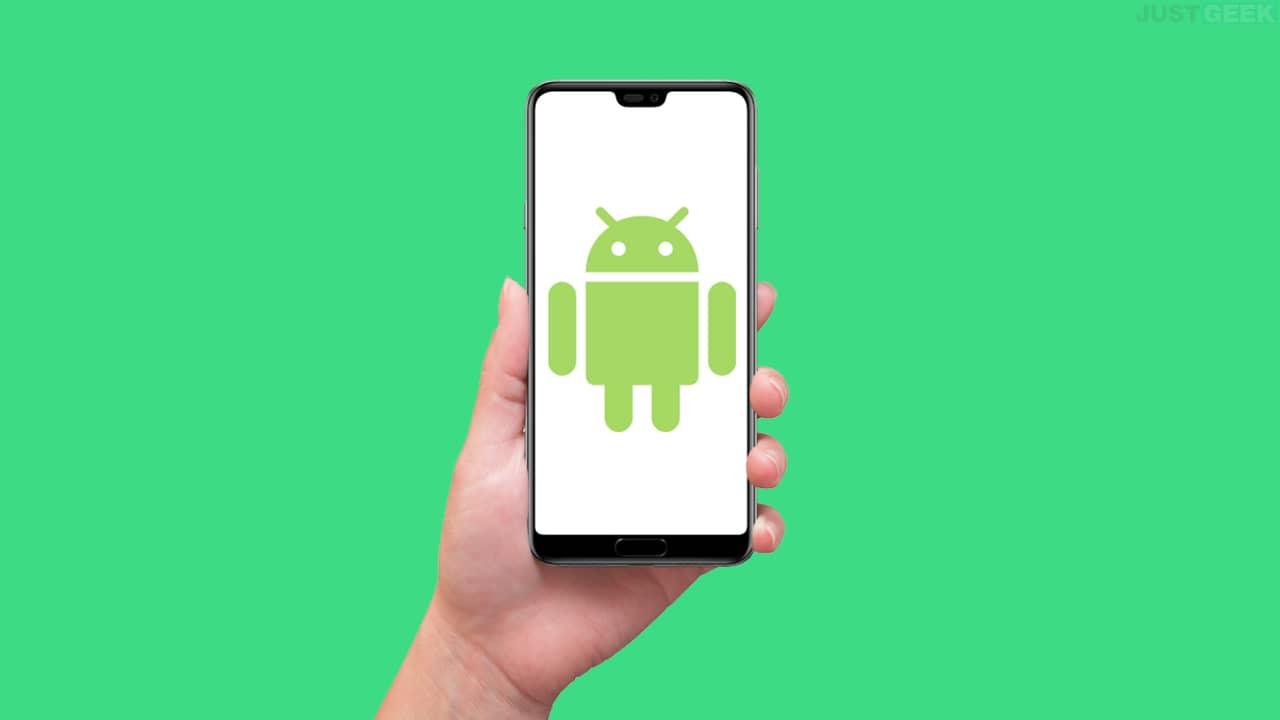 Configurer Android pour gaucher