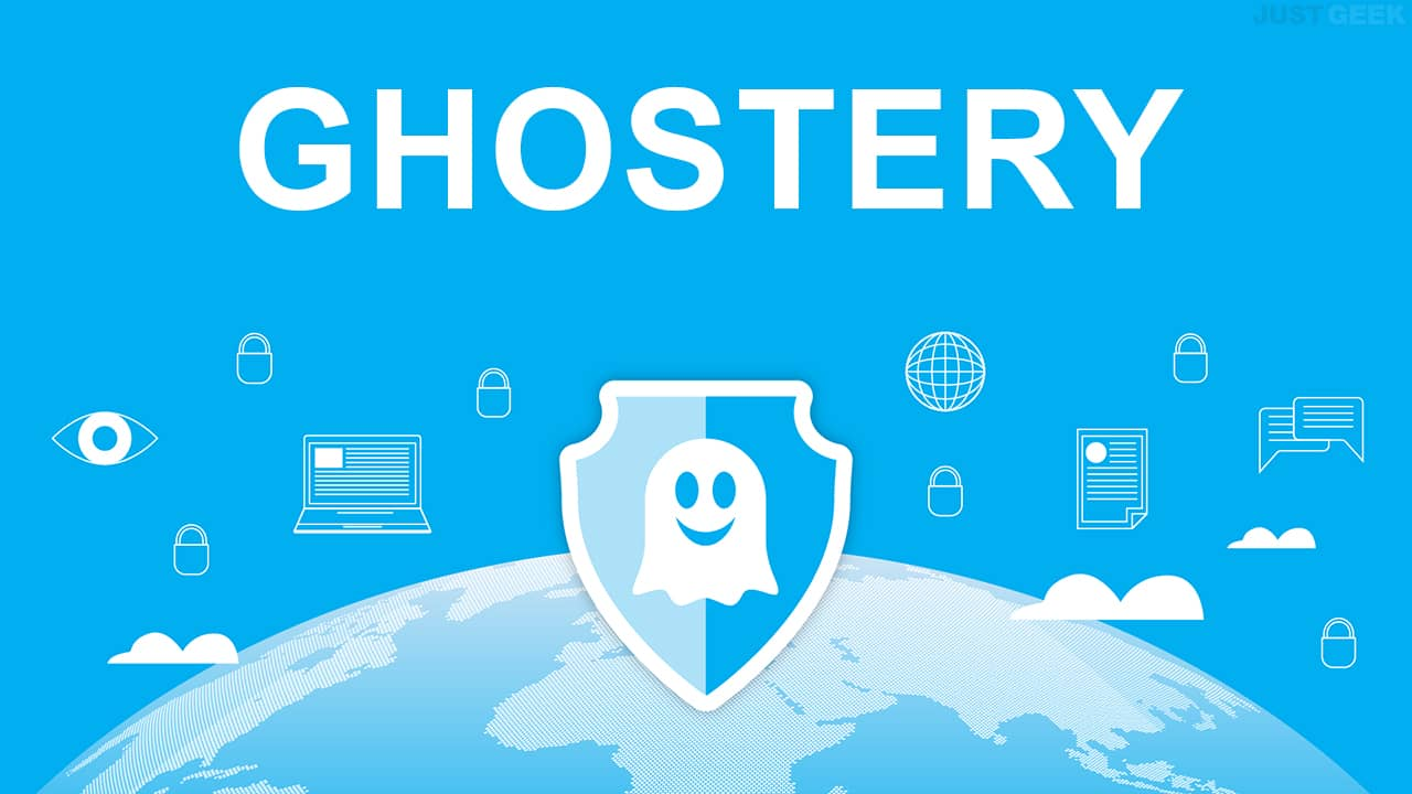 Ghostery extension