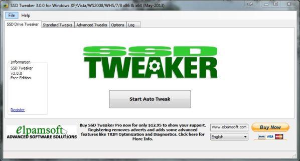 ssd-tweaker