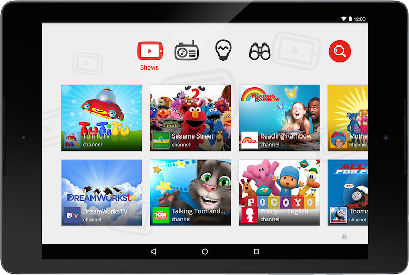 youtube-kids-application-screen