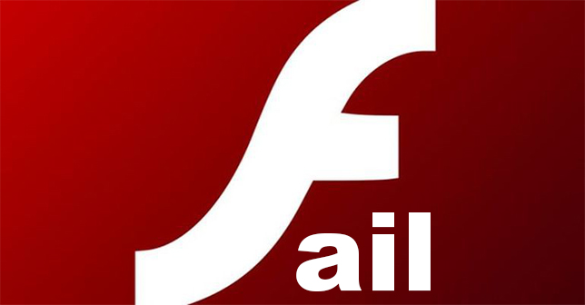adobe flash player faille