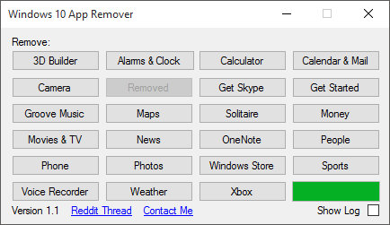 Windows-10-App-Remover