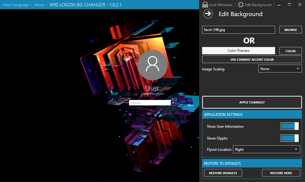 Windows-10-Login-Screen-Background-Changer