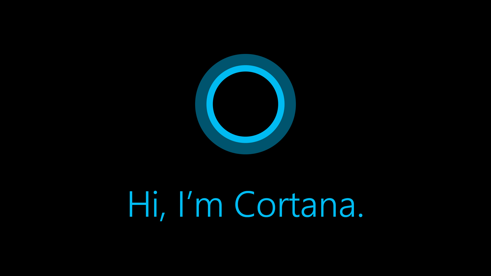 Désactiver Cortana sur Windows 10