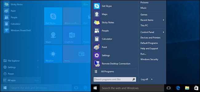 menu-demarrer-windows-7-sur-windows-10