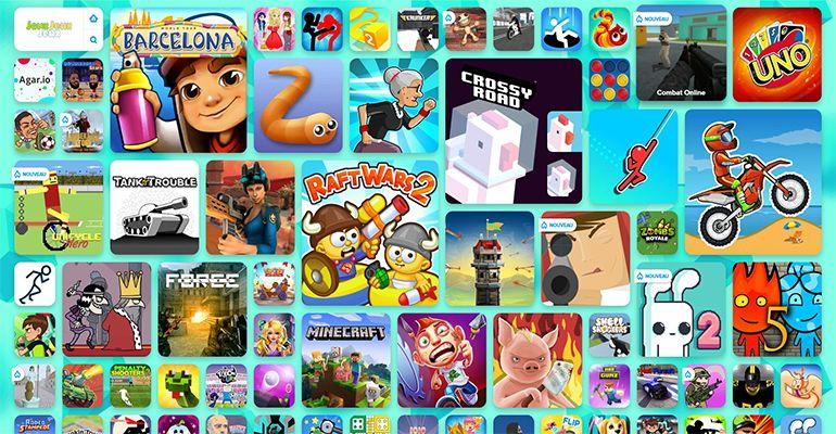 Jeux en ligne gratuit