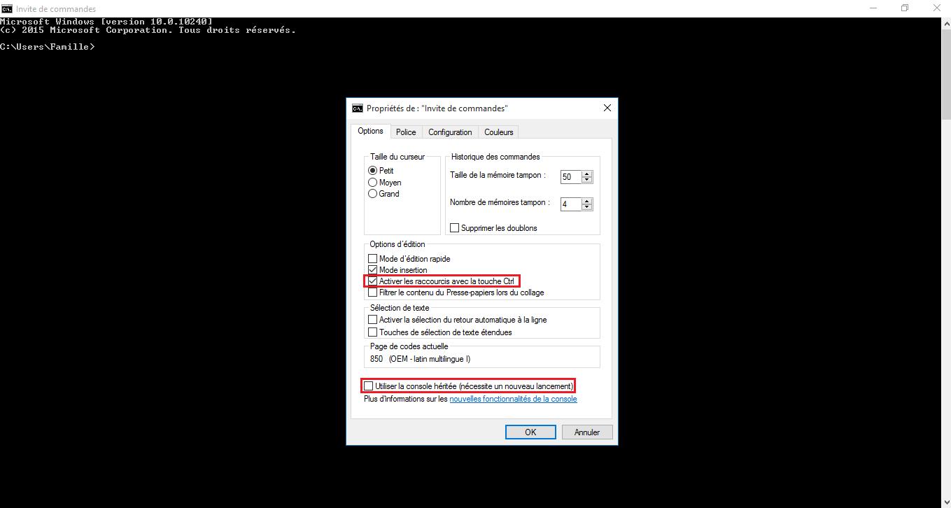 copier-coller-invite-de-commandes-windows10