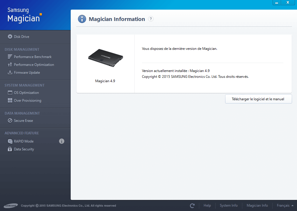 samsun_magician_4.9_windows10_screen