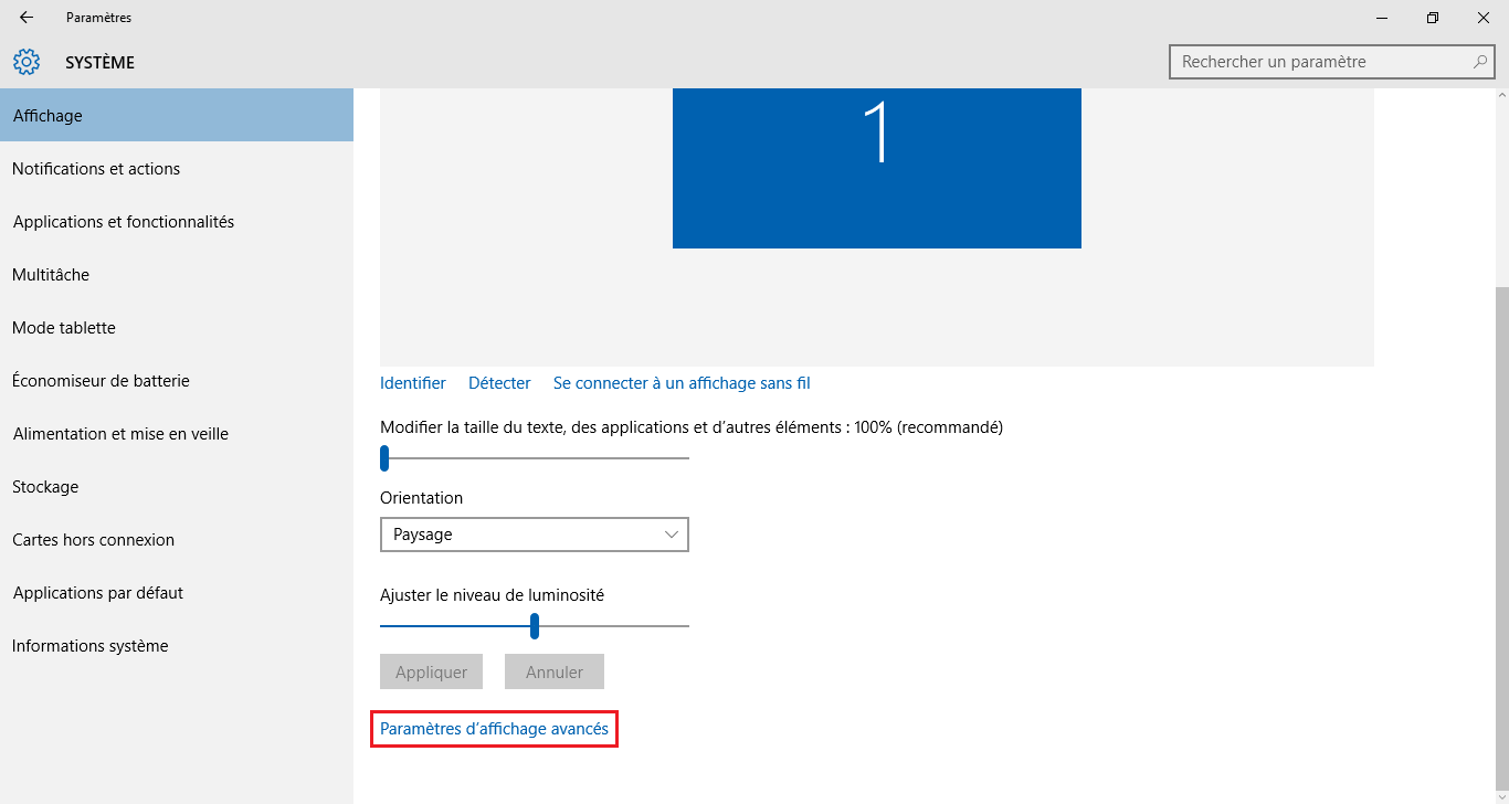 comment supprimer une application sur windows10