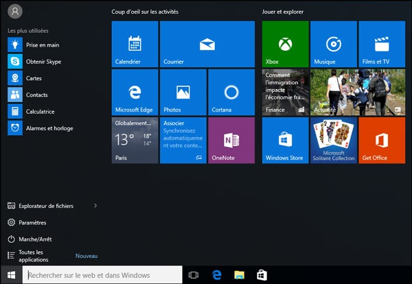 menu-demarrer-windows-10