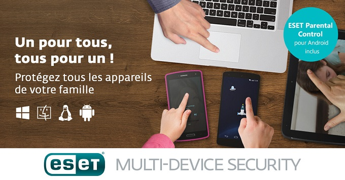 ESET Protection Multi Device Security Banner