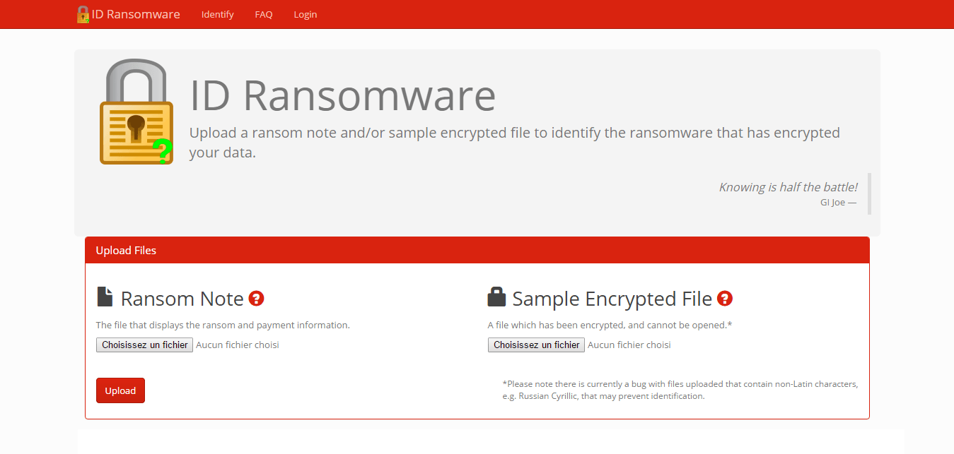 ID_Ransomware