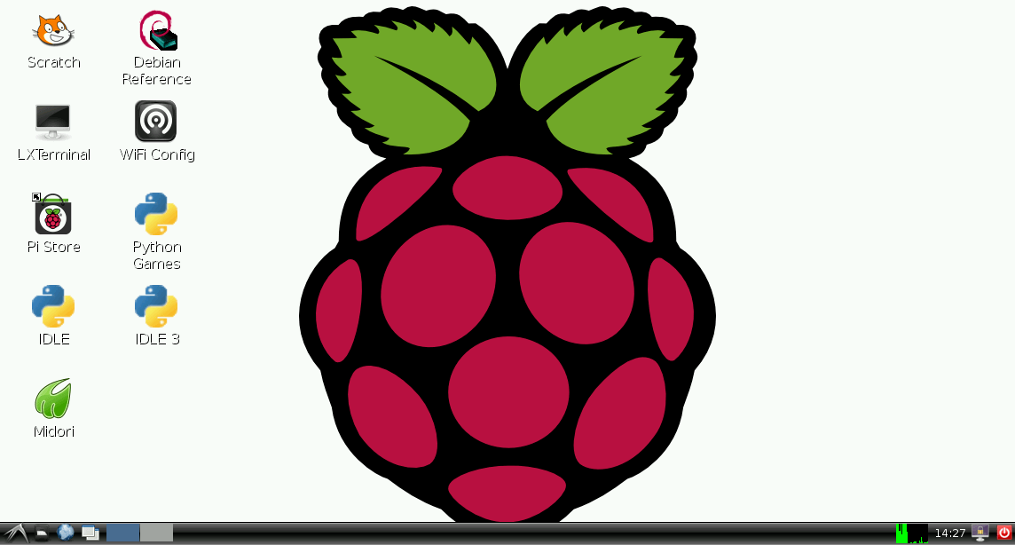raspbian_capture_ecran