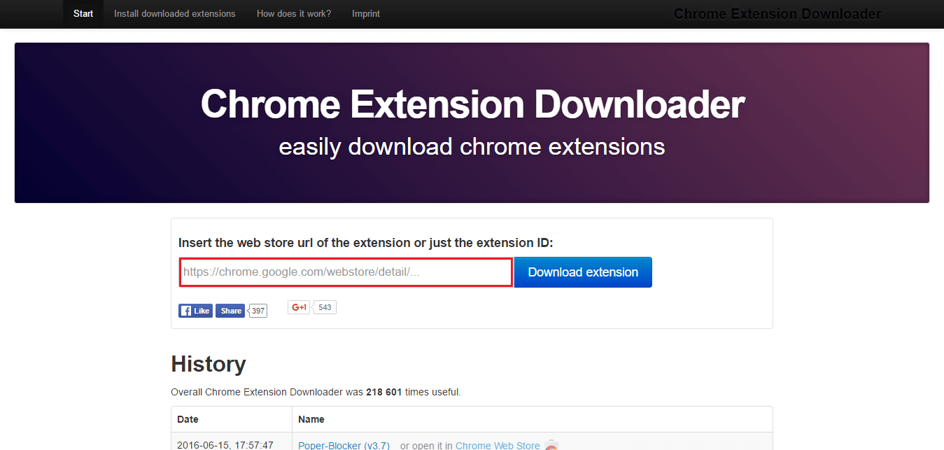 Chrome_Extension_Downloader