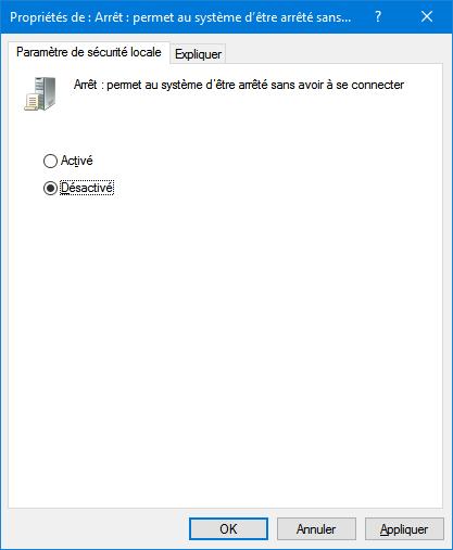 arret_permet_au_systeme_detre_arrete_sans_avoir_a_se_connecter