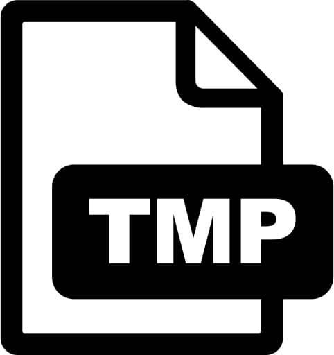 Fichier TMP (Temp)