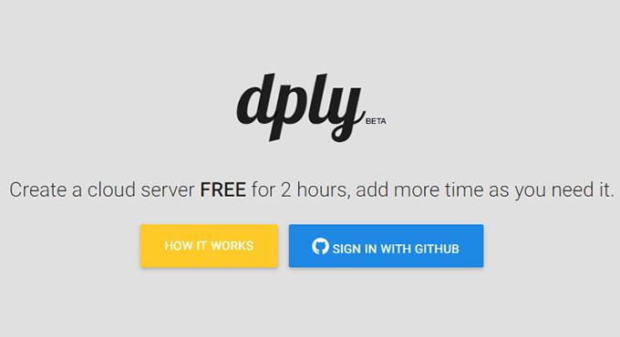 dply_serveur_vps_gratuit