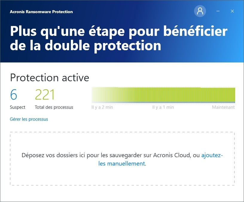 Acronis Ransomware Protection