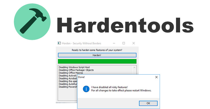 Hardentools