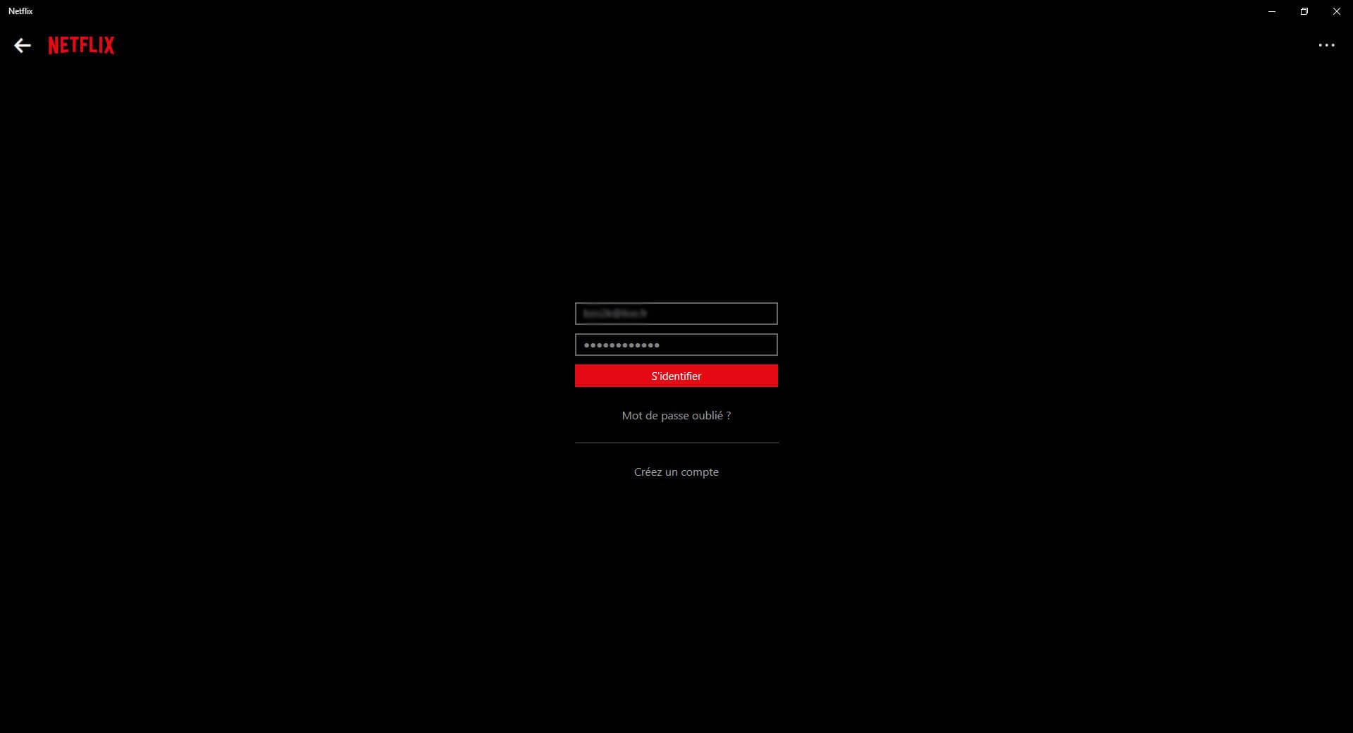 telecharger netflix sur pc sans windows store