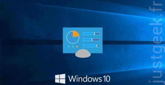 Windows 10 : ouvrir le Panneau de configuration