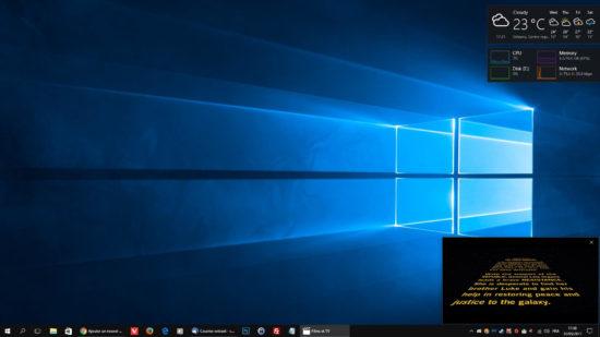 Passer en mode mini-lecteur dans l'application Films & TV de Windows 10