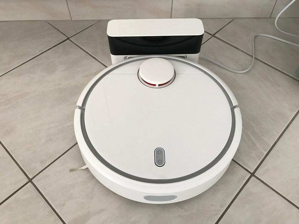 Photo du Xiaomi Mi Robot Vacuum
