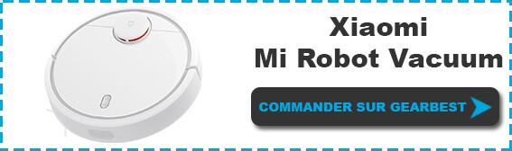 Acheter l'aspirateur robot Xiaomi Mi Robot Vacuum