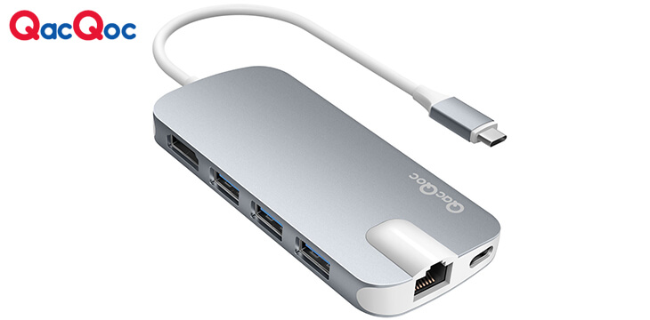QacQoc GN30H Premium USB-C