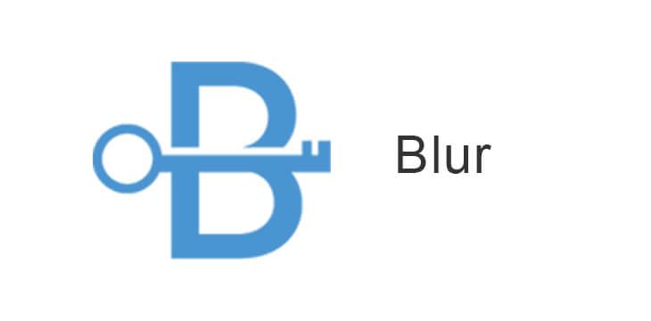 Logo Blur