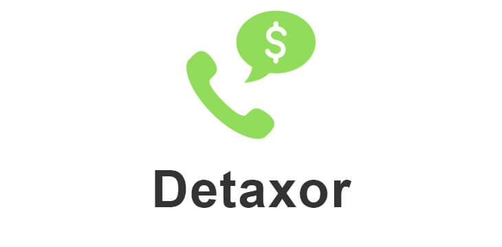 Logo Detaxor