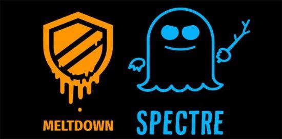 Failles de sécurité Meldown et Spectre