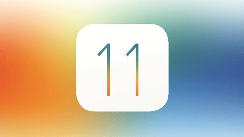 Logo iOS 11
