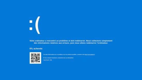 Résoudre les erreurs d'écran bleu de la mort (BSOD) sous Windows 10