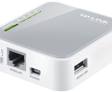 TP-Link Routeur 4G TL-MR3020