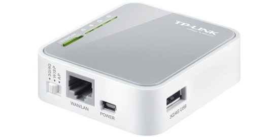 TP-Link Routeur 4G TL-MR3020