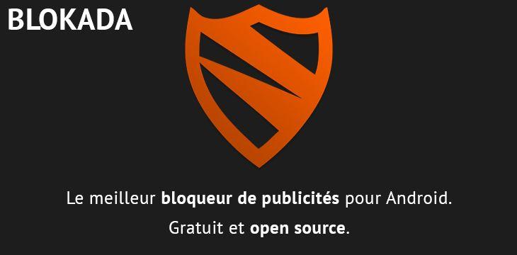 Blokada - Le meilleur bloqueur de publicités pour Android